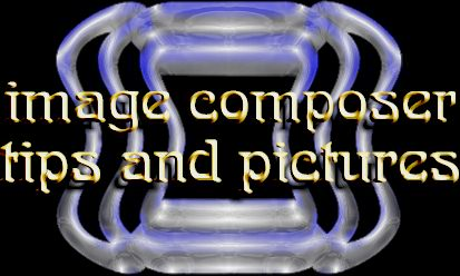 image composer tips and pictures