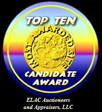 Top Ten Candidate Award / ELAC
