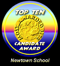 Top Ten Candidate Award / Newtown School