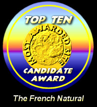 Top Ten Candidate Award / The French Natural