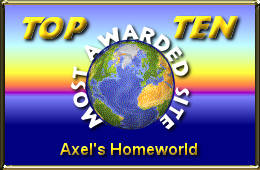Axel's Homeworld