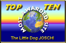 The Little Dog JOSCHI