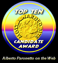 Alberto Paronetto on the Web